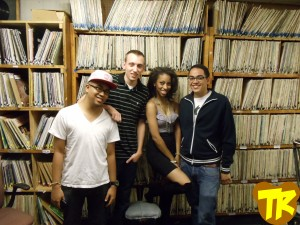 Suai on F.O.K.U.S. Radio - Group Shot